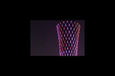Qatar's Tornado Tower